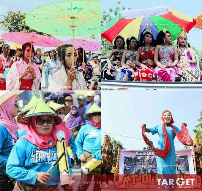 Karnaval Desa Trangkil Sebagai Tradisi Keluhuran Budaya Jawi