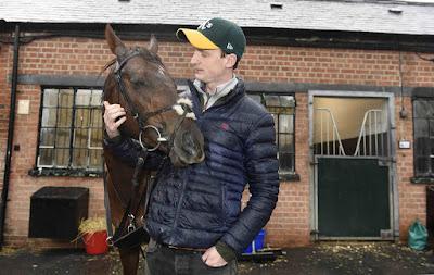 Archie Watson horse trainer