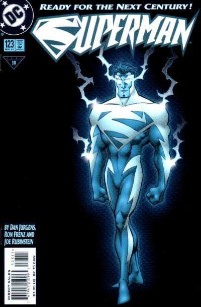 Superman Vol2 123 1997