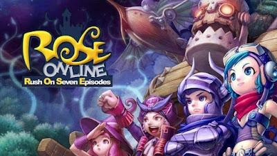 R.O.S.E Online poster