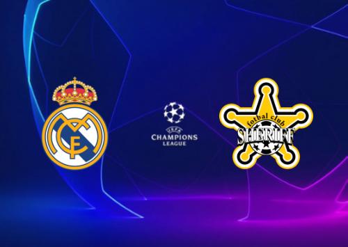 Real Madrid vs Sheriff Full Match & Highlights 28 September 2021