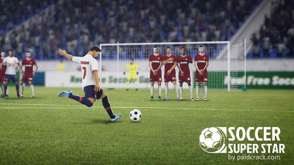 Soccer Super Star Mod Apk Latest Version