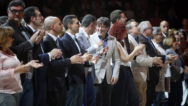 Especial. Cataluña, España: La democracia no funciona así - Blog Desde mi ventana