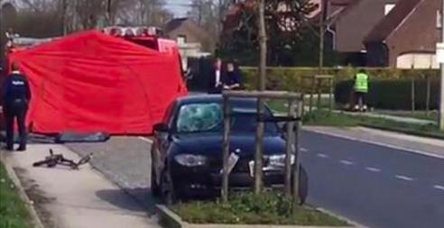Un jeune homme de 18 ans fauché mortellement, à quelques mètres de chez lui