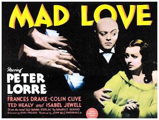 Mad Love / Foto Cromo Promocional