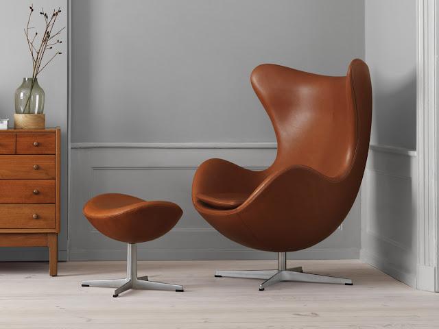 Sillón Egg de Arne Jacobsen Conoce su historia, precios, diseño.