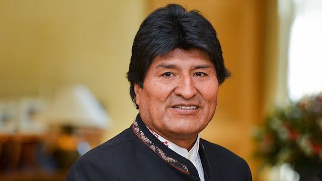 """Evo Morales: """"¿El fin del mundo? Mejor, el fin de los muros"""""""