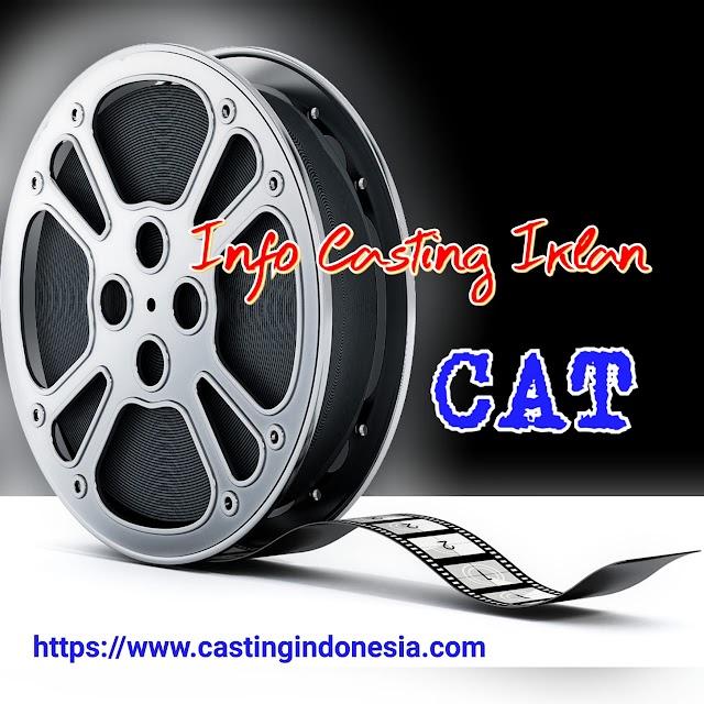 Casting Iklan Cat