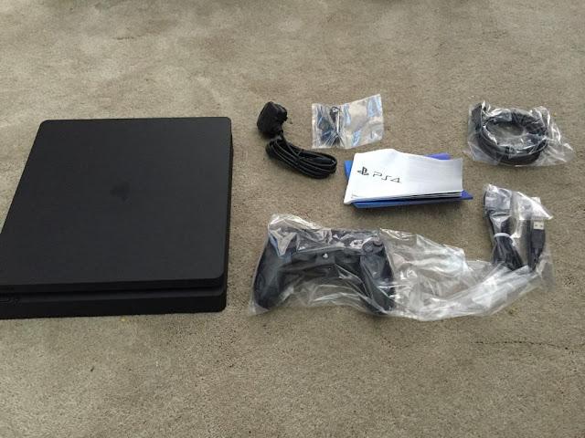 PlayStation 4 Slim Foto, Tanggal Release, Update, Perbedaan, Codename