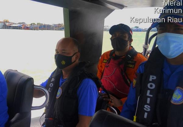 Speed Boat TKI Dihantam Badai, 2 Hilang dan 1 Korban Meninggal di Perairan Karimun