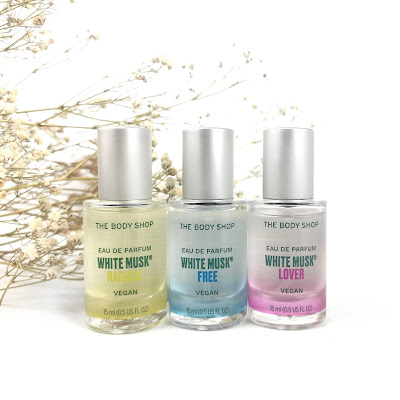 White Musk - The Body Shop