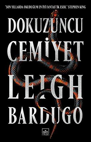Kitap Yorumu: Leigh Bardugo - Dokuzuncu Cemiyet
