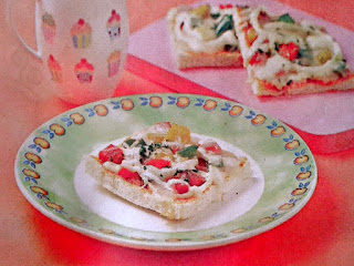 Gambar Resep Pizza Mini