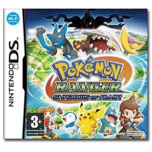 Rom Pokemon Ranger Shadows of Almia NDS