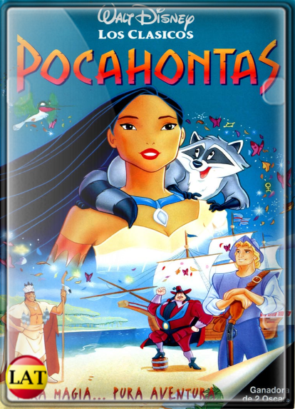 Pocahontas (1995) DVDRIP LATINO
