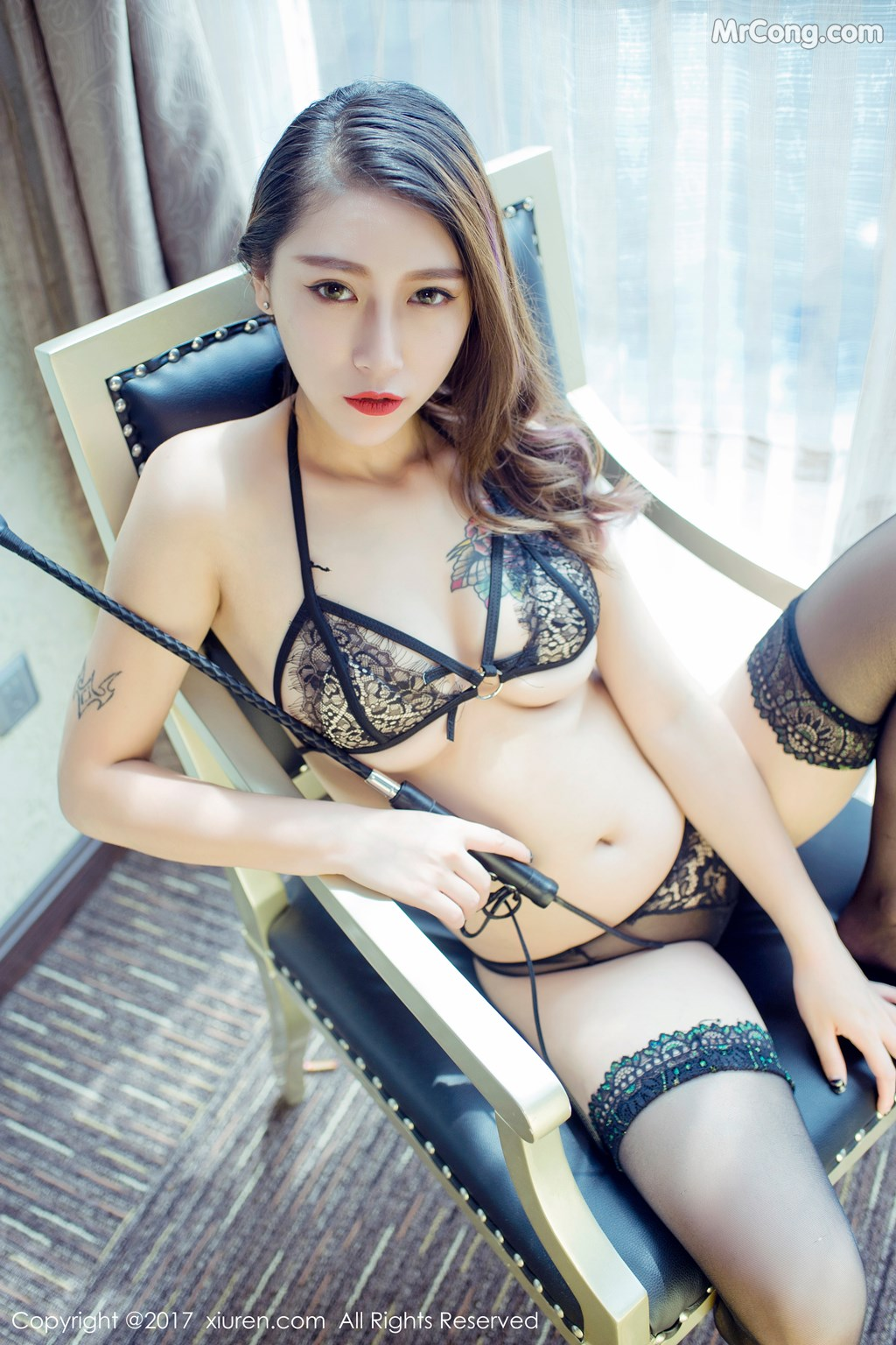 Image XIUREN-No.812-Du-Hua-Hua-MrCong.com-047 in post XIUREN No.812: Người mẫu Du Hua Hua (杜花花) (48 ảnh)