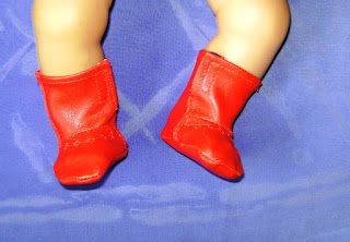 Doll's boots