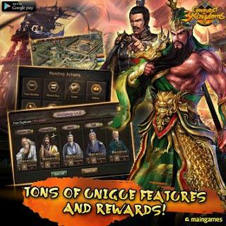 Download Conquest 3 Kingdoms 2.4.0 APK Terbaru 2016