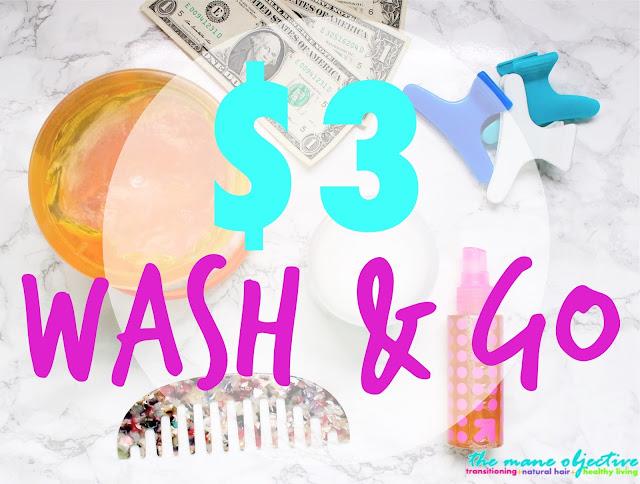 Summer Sixteen: The $3 Wash & Go