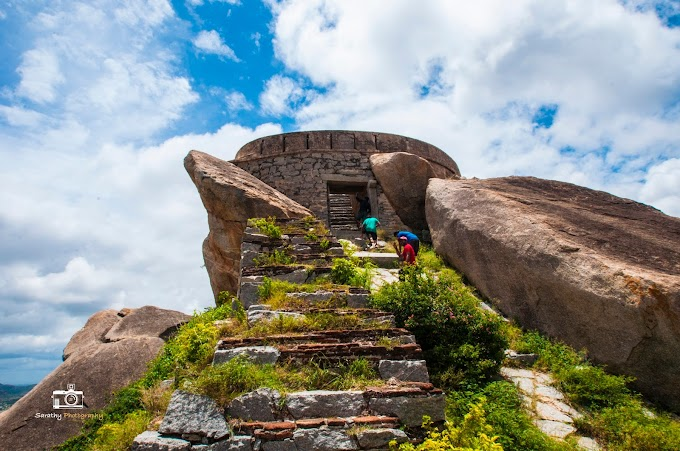 Madhugiri Hills - A Marvel hidden