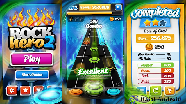 Rock Hero 2 Android