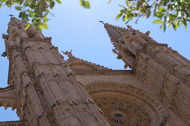 Palma - Familienausflug Mallorca