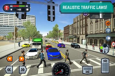 Download Mod Apk Car Driving School Simulator