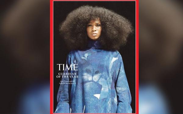Assa Traoré distinguée par le magazine «Time»