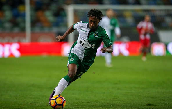 Manchester United eyeing £51million star Gelson Martins