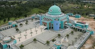 masjid agung karimun kepri