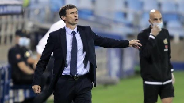"""Ziganda - Oviedo -: """"En muchos aspectos veo al Málaga reflejado en nosotros"""""""