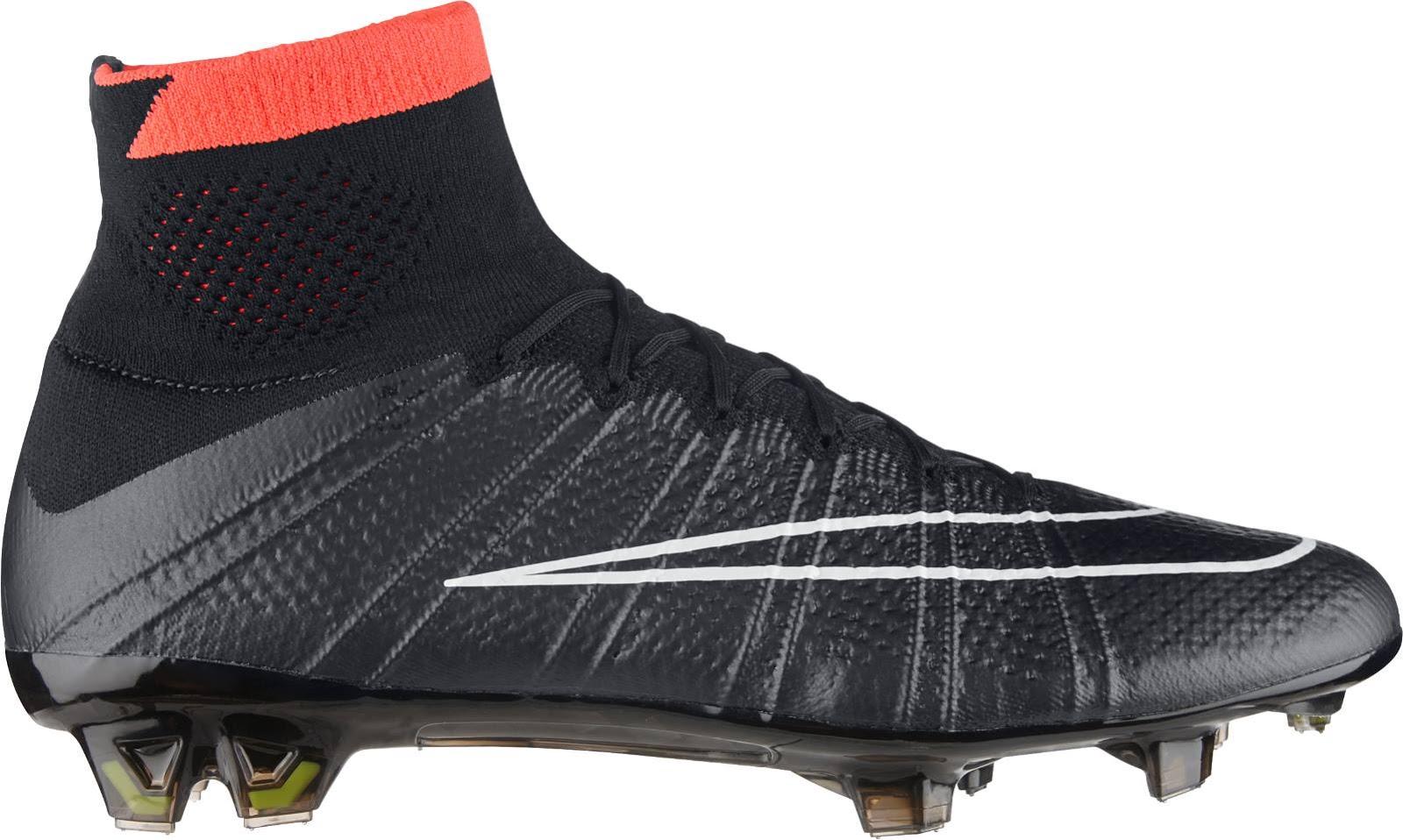 Nike Mercurial Superfly 2014 Blackout Boot Released ...  Nike Mercurial ...