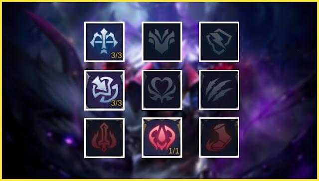 Emblem Yu Zhong Terbaik