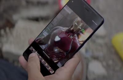 HP yang Digunakan oleh Superhero Marvel, Captain America Pakai HP China?