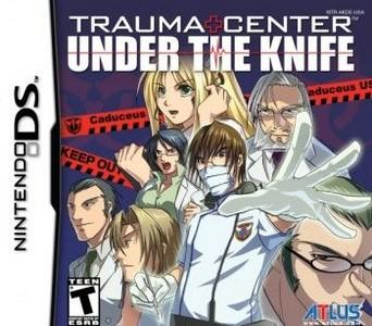Rom Trauma Center Under the Knife NDS