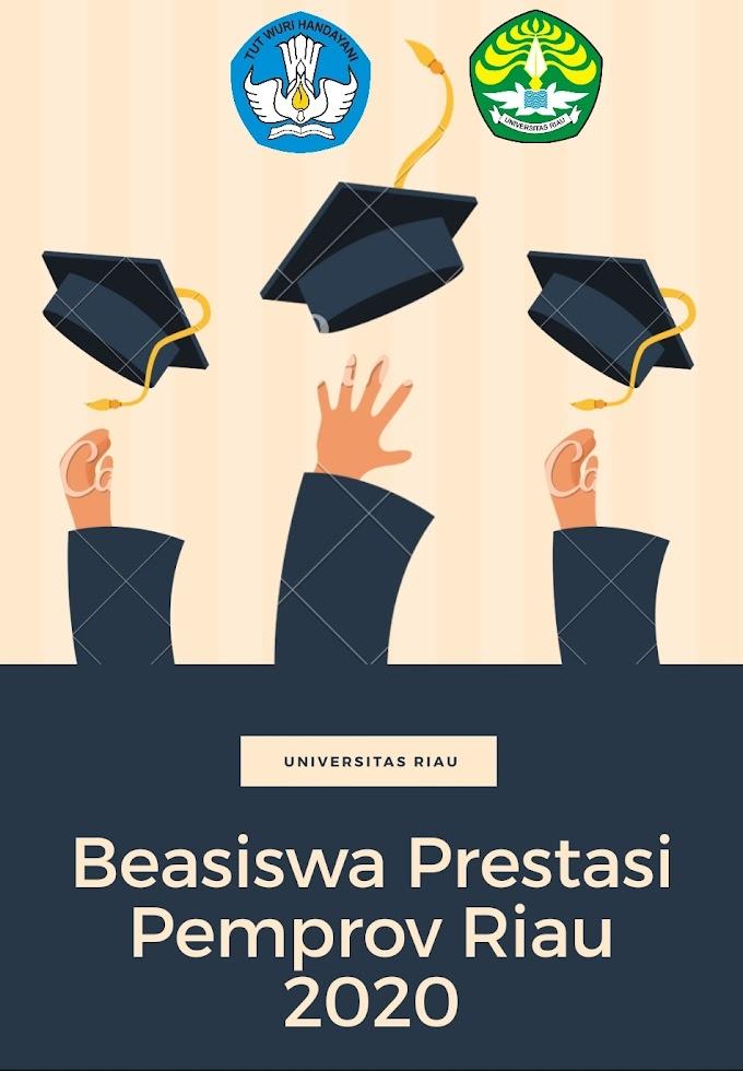 Ini Syarat Lengkap Beasiswa Prestasi Pemprov. Riau dan Jadwal Deadline Terbarunya