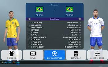 Copa América Brasil | KitPack 2019 | PES2017 | PES2018 | PES2019 | PC