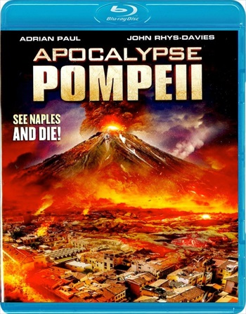 Apocalypse Pompeii 2014 Dual Audio Hindi Bluray Download