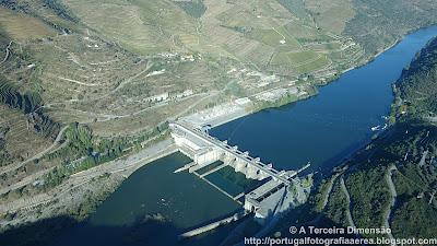 Barragem de Bagaúste (Barragem da Régua)