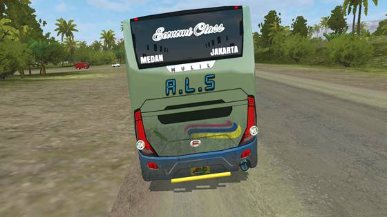 download mod trisakti titanium chasis hino rg full anim by mulil