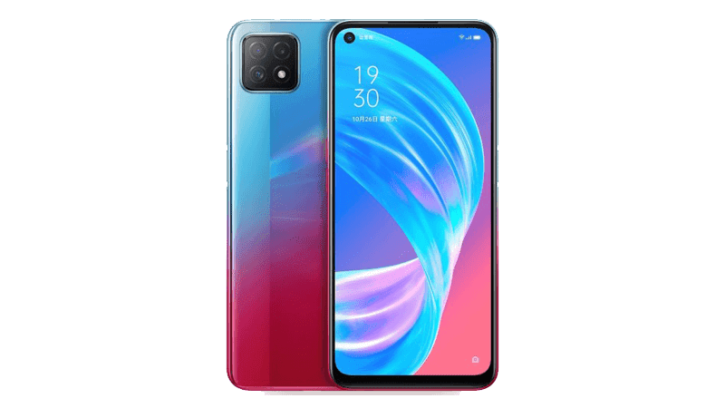 OPPO A72 5G with Dimensity 720 SoC now official