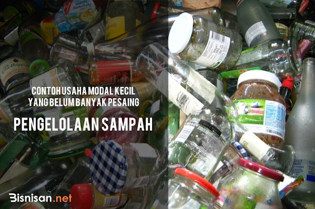 Usaha rumahan Pengelolaan Sampah