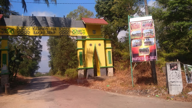 Kampung Tua Bakau Serip