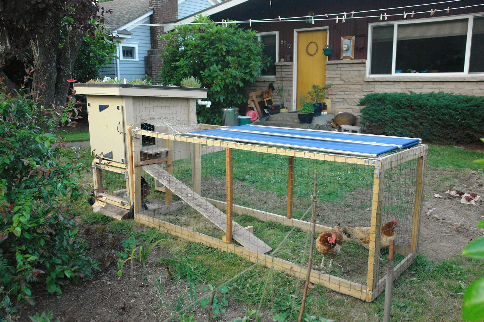 Chicken House Plans: How To Build A Chicken House