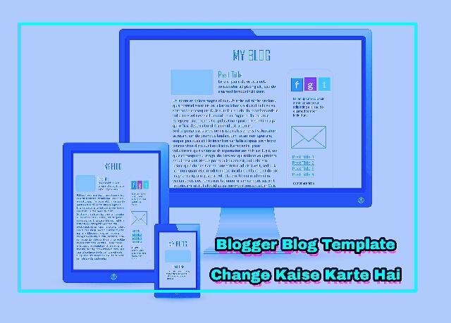Blogger Blog Ki Theme (Template) Kaise Change Kare | How To Change Blogger Templates (Theme). kisi bhi blog ke liye SEO jitna important hota hai utna hi Template bhi important hai. Responsive Template chunna, SEO Friendly Template hona, Mobile Friendly Tempalte hona, aur bhi is tarah ke kayi points hai Templates se related jise hame dhyan me rakhna chahiye. Isliye main aapko aaj is post me bataunga ki Blogger Blog me ham Custom Templates ko kaise Upload karte hai