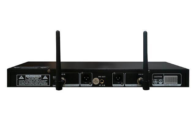 Micro không dây HAS VP15S