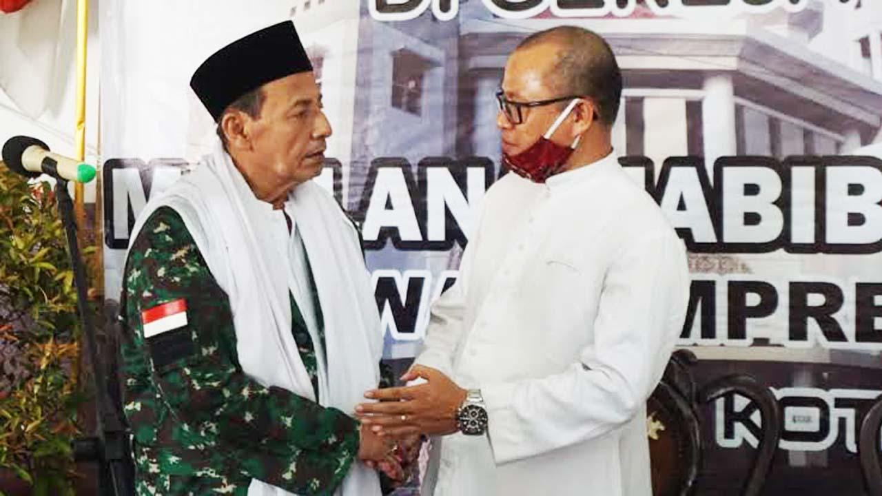 Habib Luthfi Gelar Silaturahim Kebhinekaan Secara Marathon di Tempat-Tempat Ibadah di Pemalang Pekalongan Batang