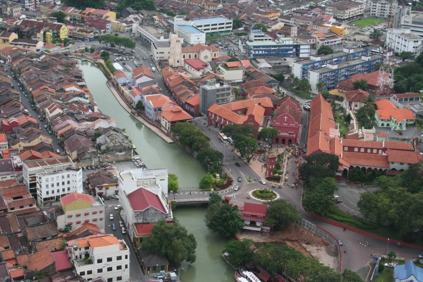 World heritage at malacca