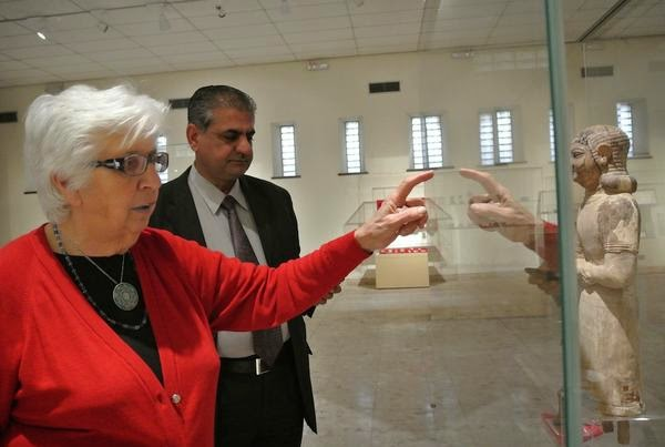 Iraq Museum set to reopen doors to public soon