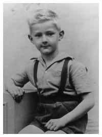 William Sheller enfant